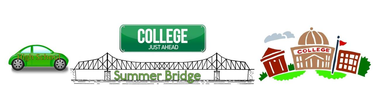 Summer Bridge Graphic