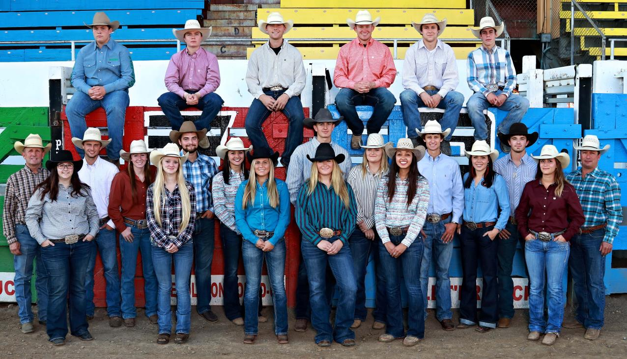 Rodeo Team 17 Cropped