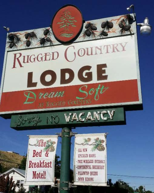 Success Story Rugged Country Lodge