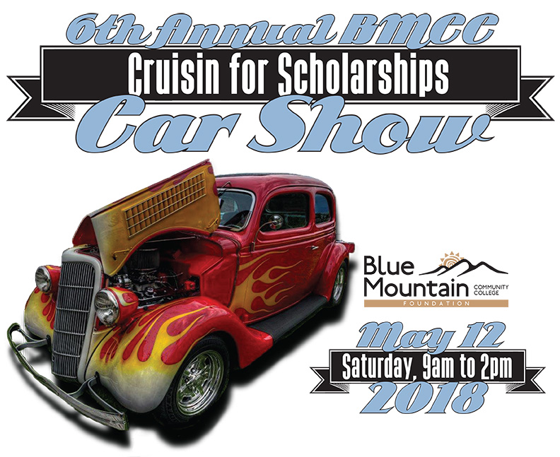 Cruisin for Scholarships 2018