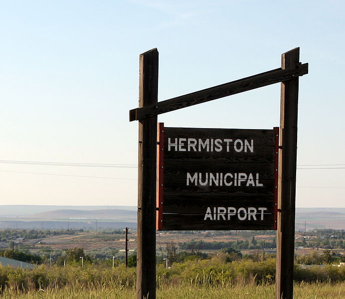 Hermiston_Municipal_Airport_Oregon