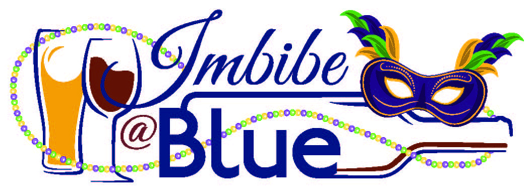 Imbibe at Blue logo 2019