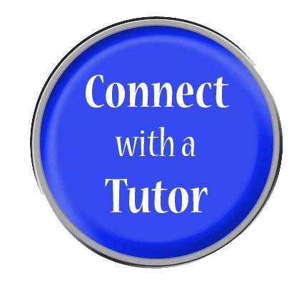 connect w a tutor button
