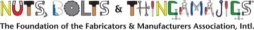 Nuts, Bolts and Thingamajigs Logo